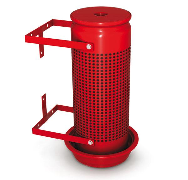 AGS-6/2 Aerosol Fire Extinguisher